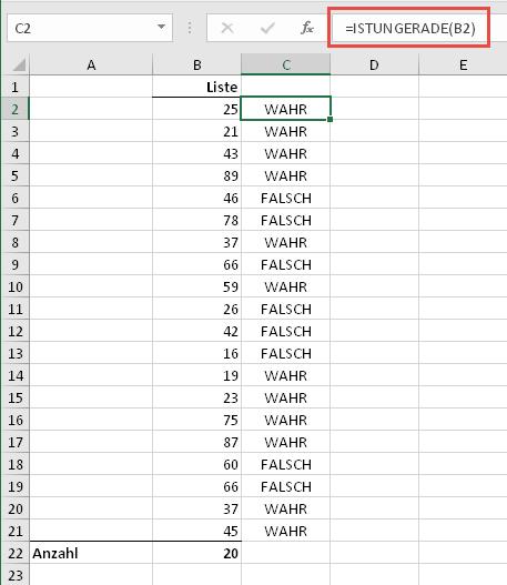 Zählen und addieren mal ganz anders   Der Tabellen-Experte