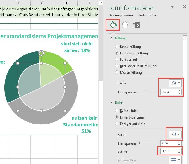 Infografiken mit Excel erstellen (Workshop Teil 1) | Der Tabellen ...