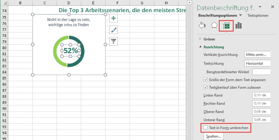 Infografiken Mit Excel Erstellen Workshop Teil 2 Der Tabellenexperte