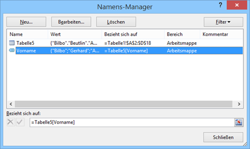 Namensmanager