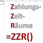 ZZR-Funktion