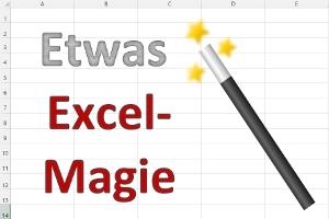 Excel-Magie