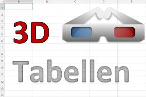 3D-Tabellen