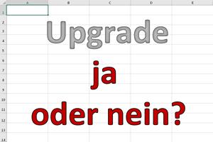 Was bringt mir eine neuere Excel-Version?
