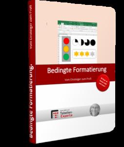 E-Book Bedingte Formatierung