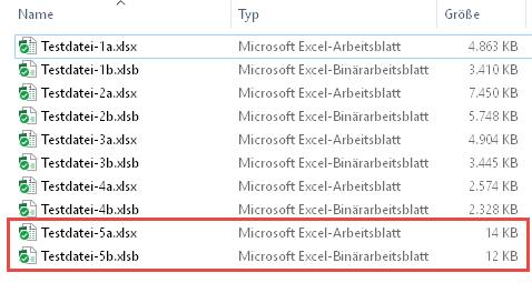 Ultimative Excel-Tipps zum Verringern der Dateigröße | Der Tabellen ...