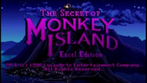 Monkey Island Excel Edition