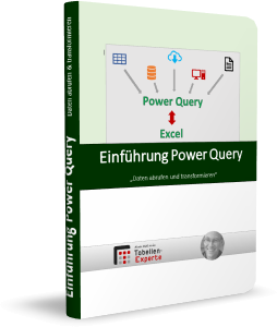 E-Book Einführung Power Query