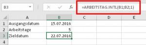 Die Funktion ARBEITSTAGE.INTL (Forts.)
