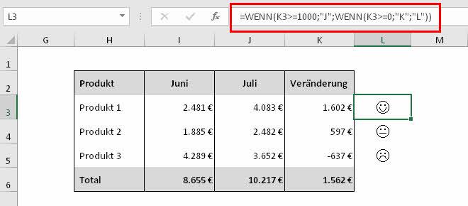 Excel hoch sonderzeichen daumen Tastaturkürzel für