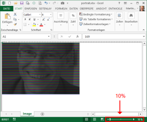 Zoomfaktor 10%