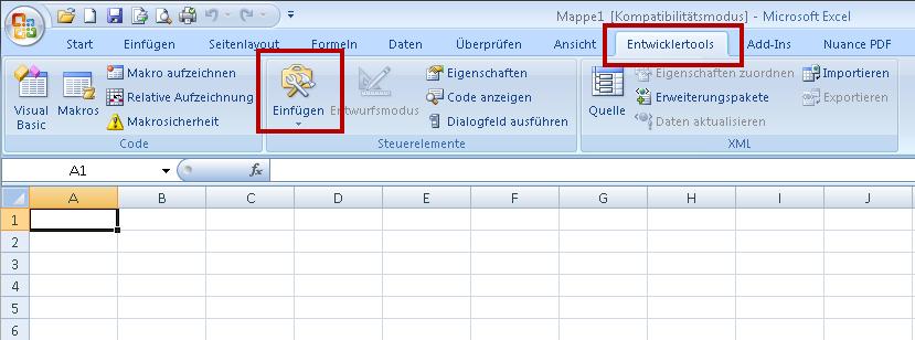 Excel Vba Tabellenblätter Aktivieren : Von der wiege bis zur bahre formulare in excel