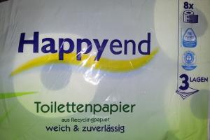 Es gibt immer ein Happy-End
