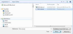 Datei umbenennen in TXT